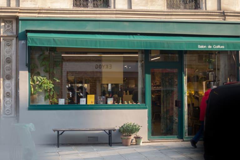 Façade du 36 rue beaurepaire 75010 Paris