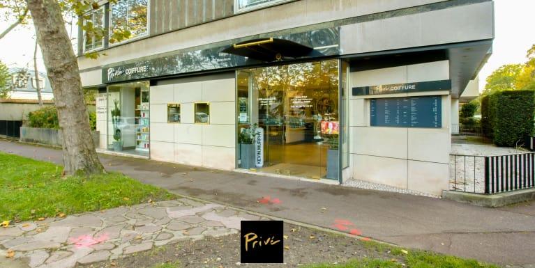 Façade du 35 Boulevard Carnot,  78110 Le Vésinet
