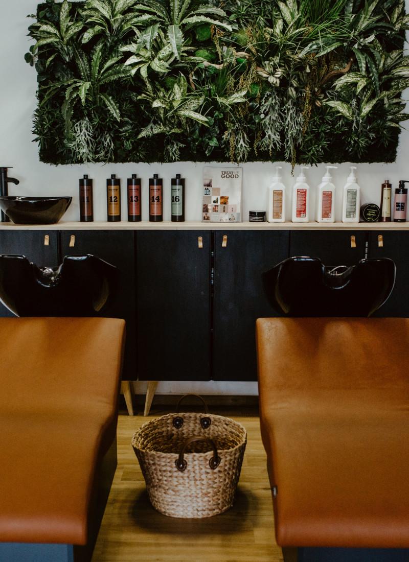 Salon de coiffure à Dommartin dans le Rhône - (69380)