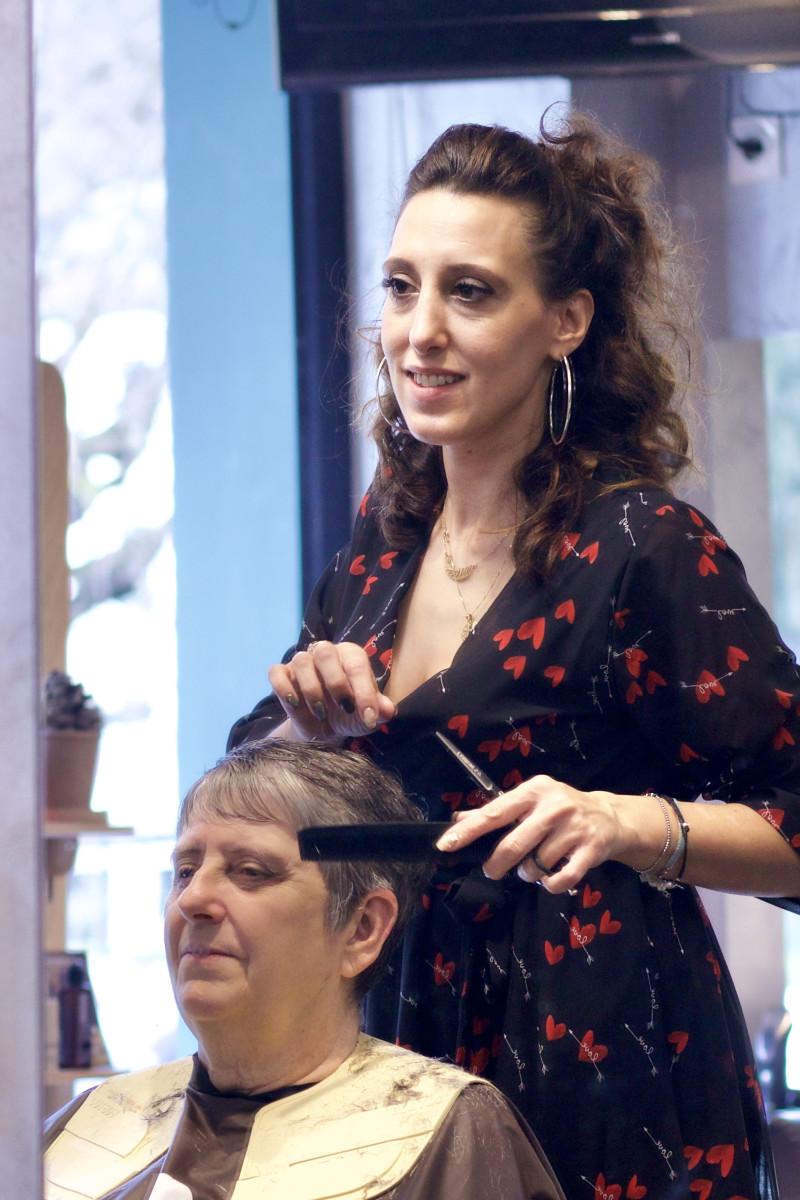 Salon de coiffure à Saint-Martin-d'Uriage