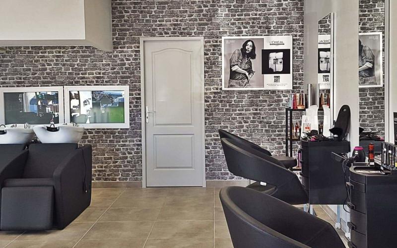 Salon de coiffure à Saint-Christol