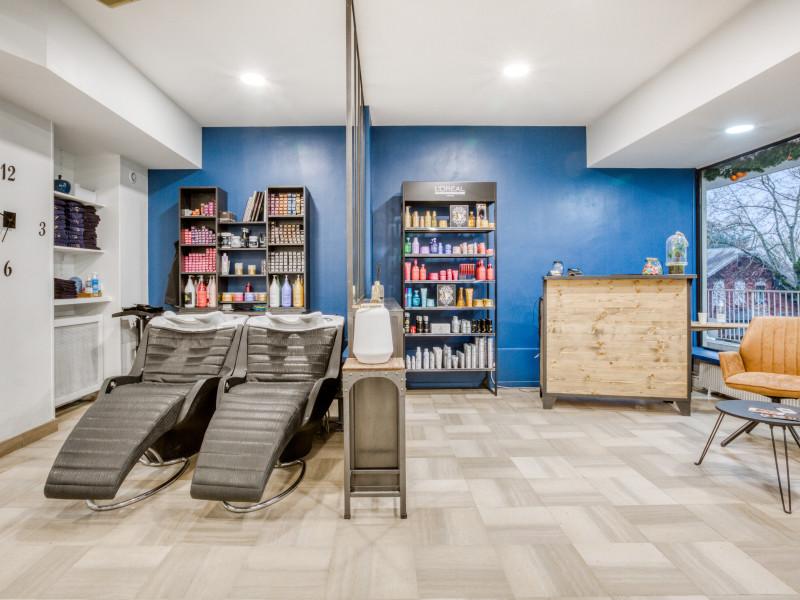 Salon de coiffure à Ville-d'Avray