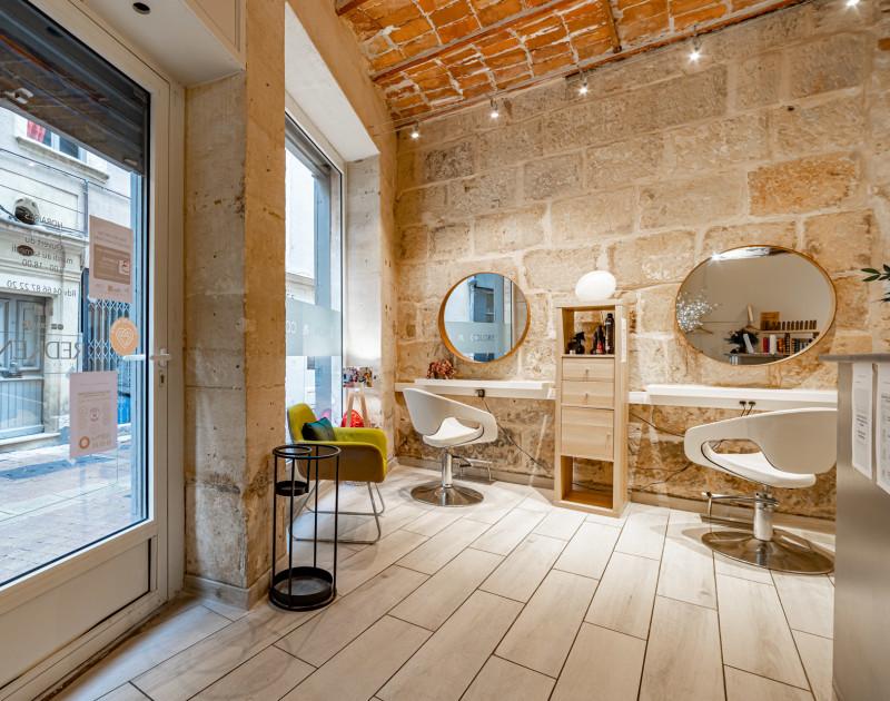 Salon de coiffure à Nîmes