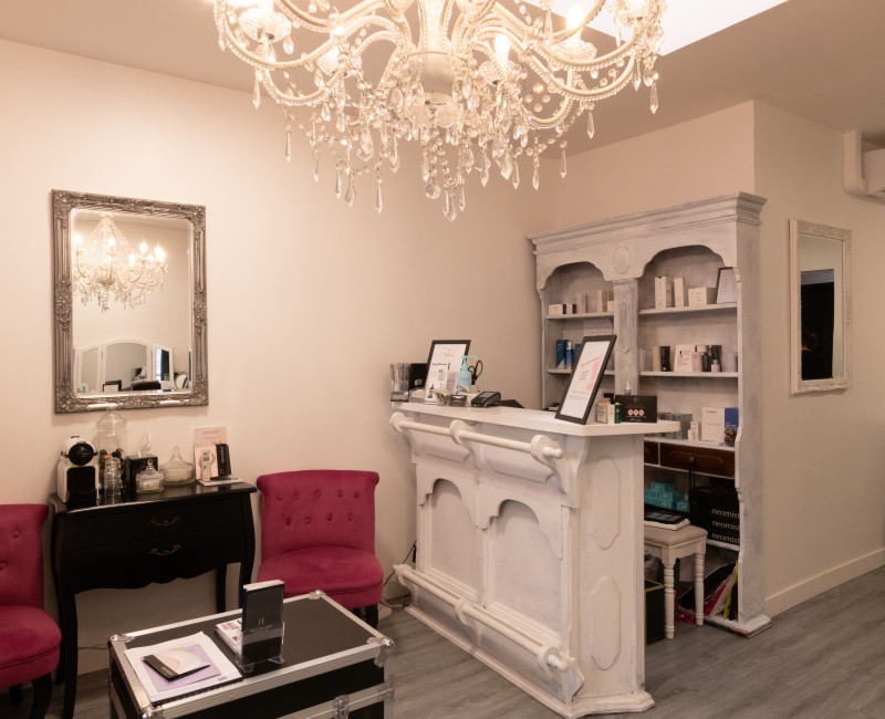 Salon de beauté à Paris
