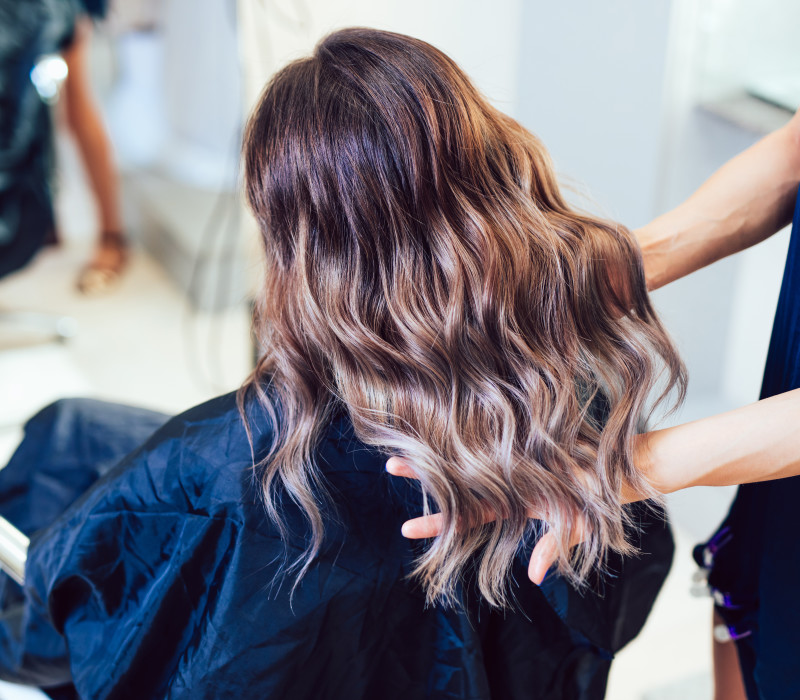 Salon de coiffure à Caveirac