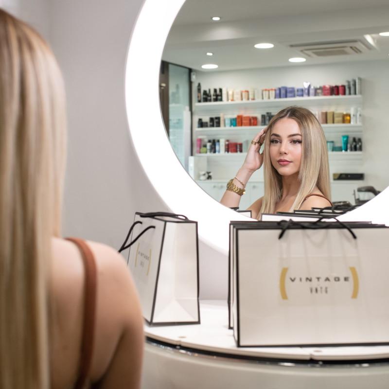 Salon de coiffure à Annecy