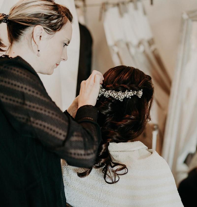 Salon de coiffure à Montaigu