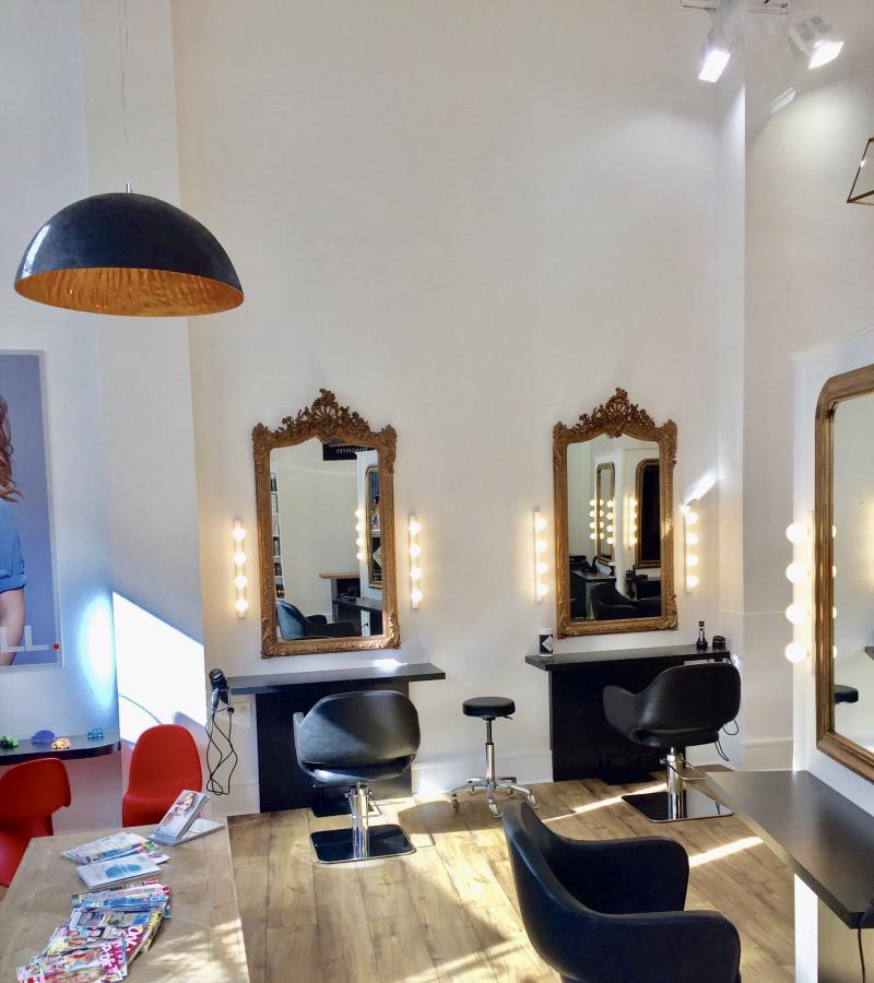 Salon de coiffure à Cognac