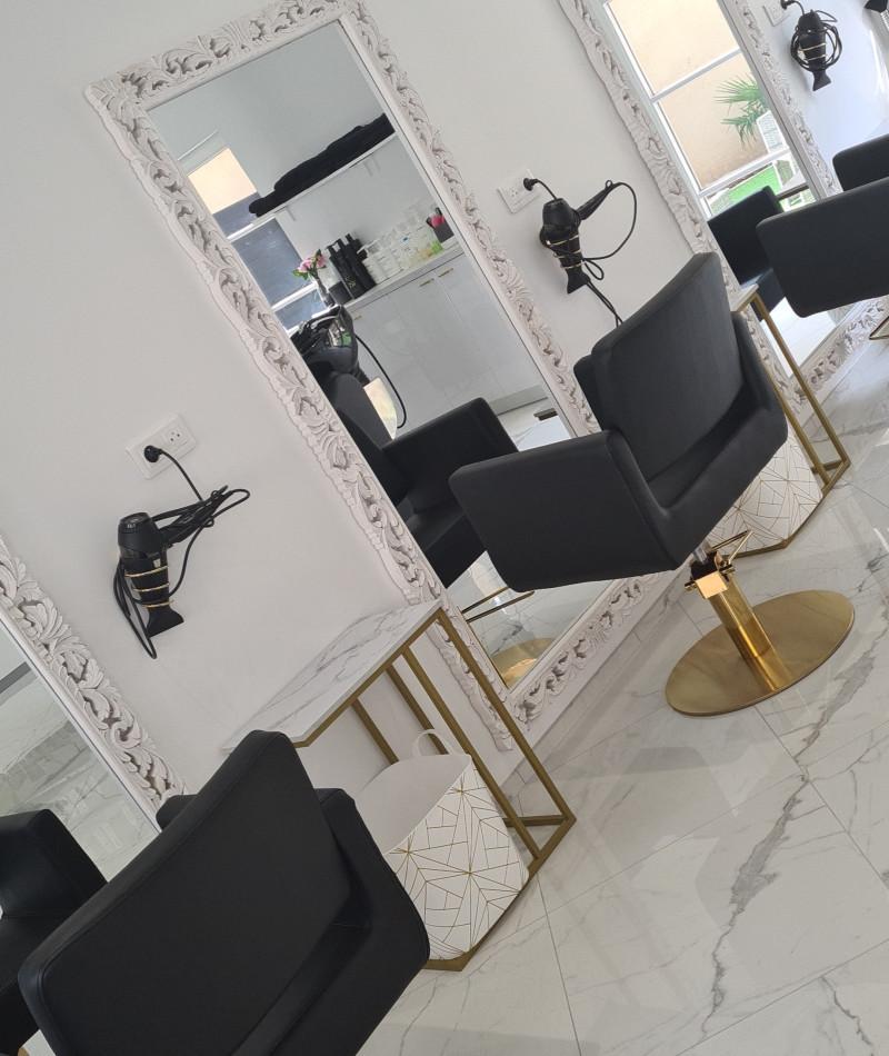 Salon de coiffure à Luzarches