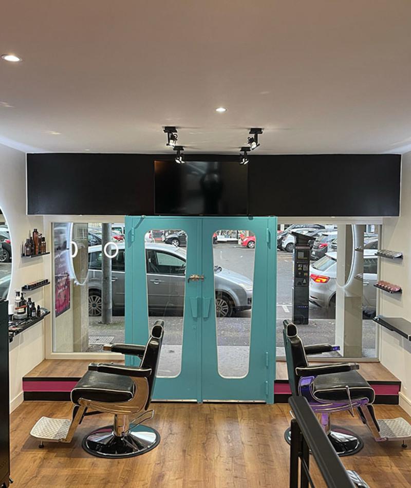 Salon de coiffure à La Loupe