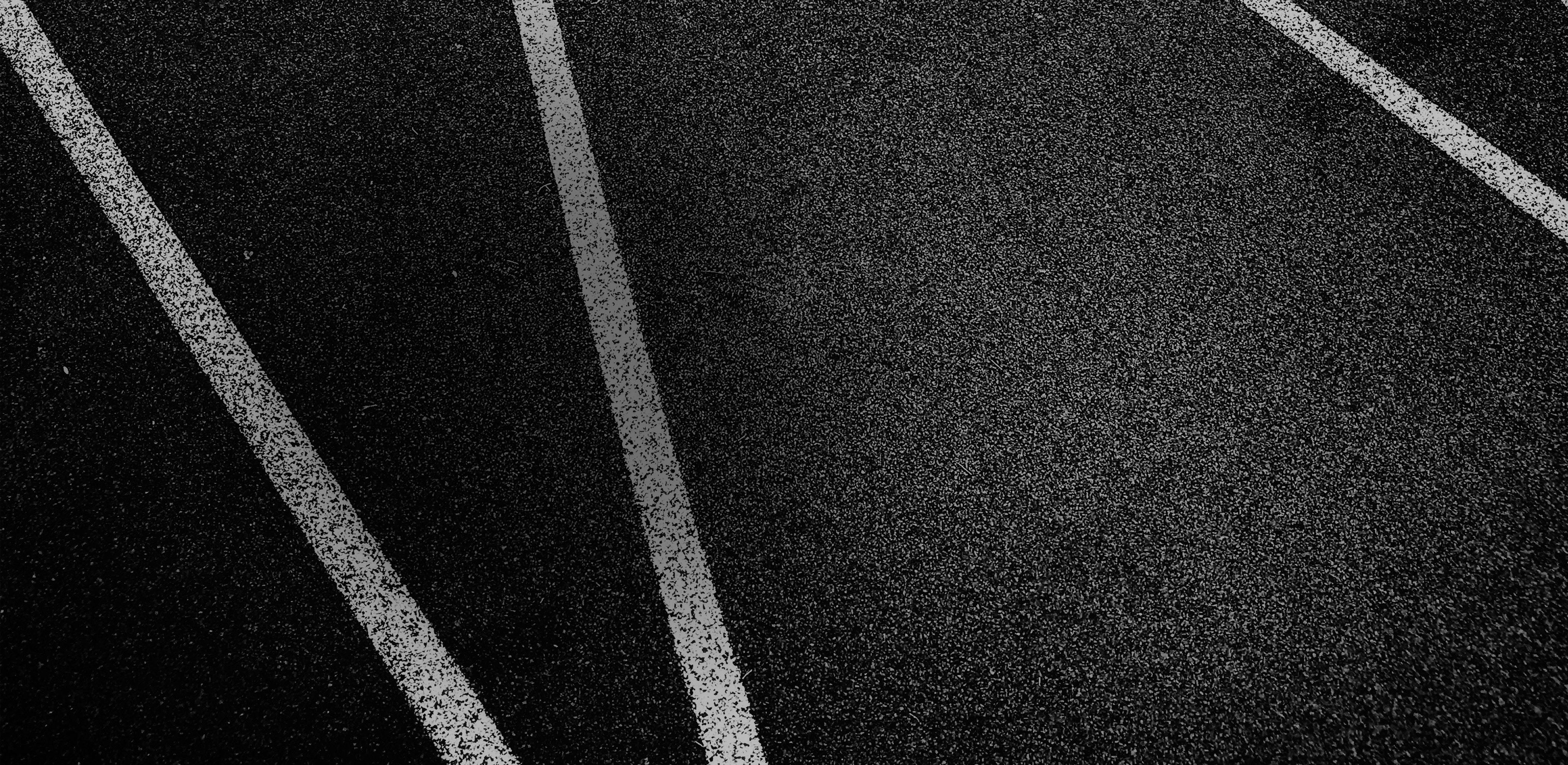 Pavement dark