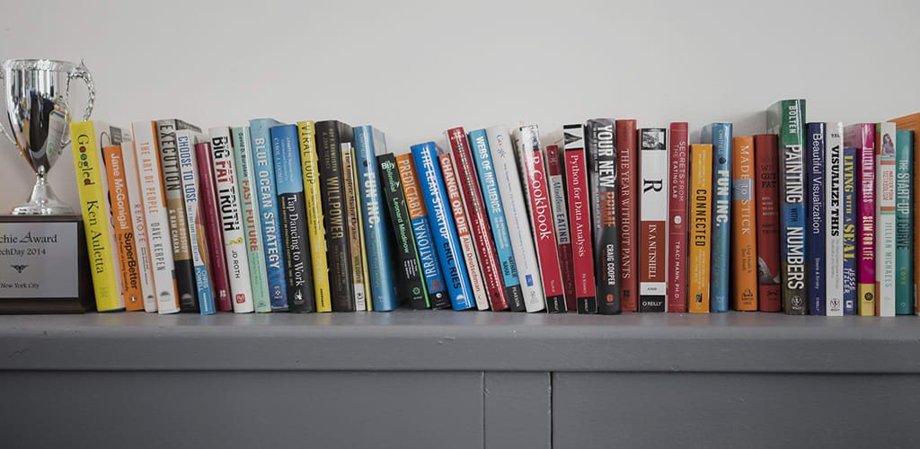 Picture of the WayBetter Library.