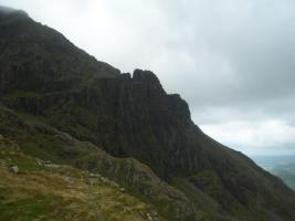 Pillar Rock from Robinsons Cairn