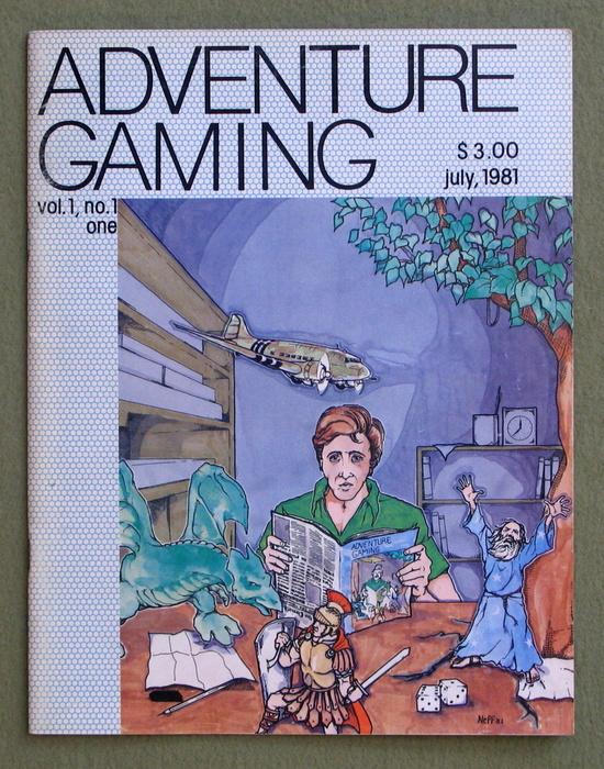 Adventure Gaming Magazine, Issue 1