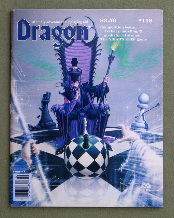 Image for Dragon Magazine, Issue 118