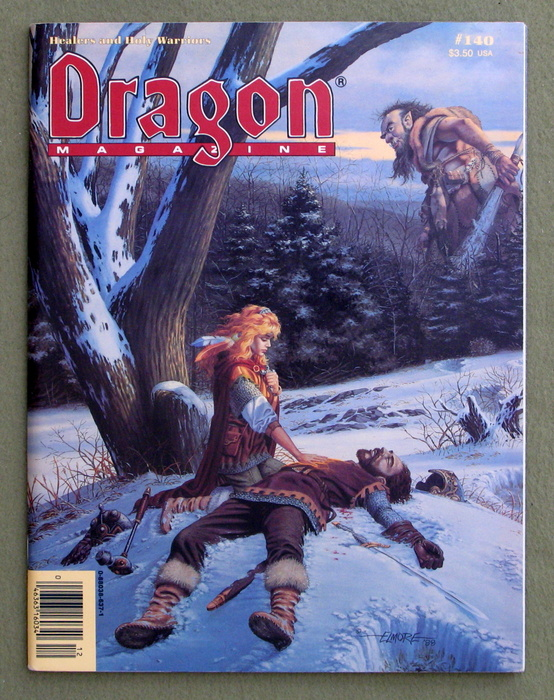 Image for Dragon Magazine, Issue 140