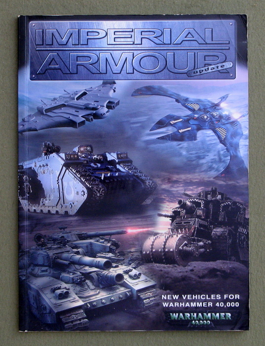 Image for Imperial Armour Update: New Vehicles for Warhammer 40,000
