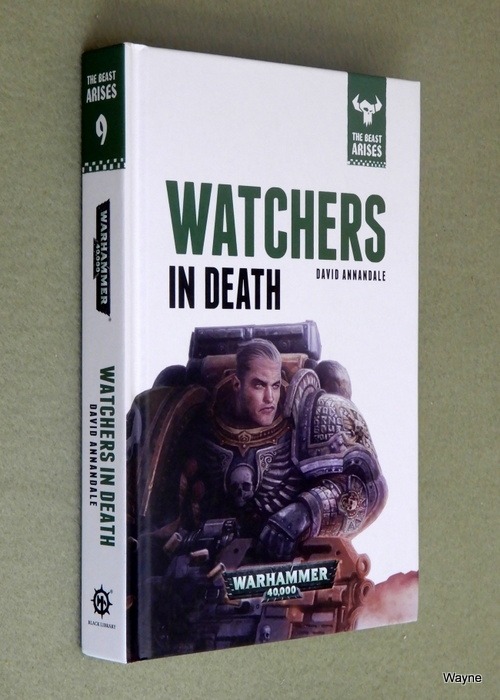 Image for Watchers in Death (Warhammer 40,000: The Beast Arises, Book 9)