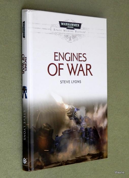 Image for Engines of War (Warhammer 40,000: Space Marine Battles)