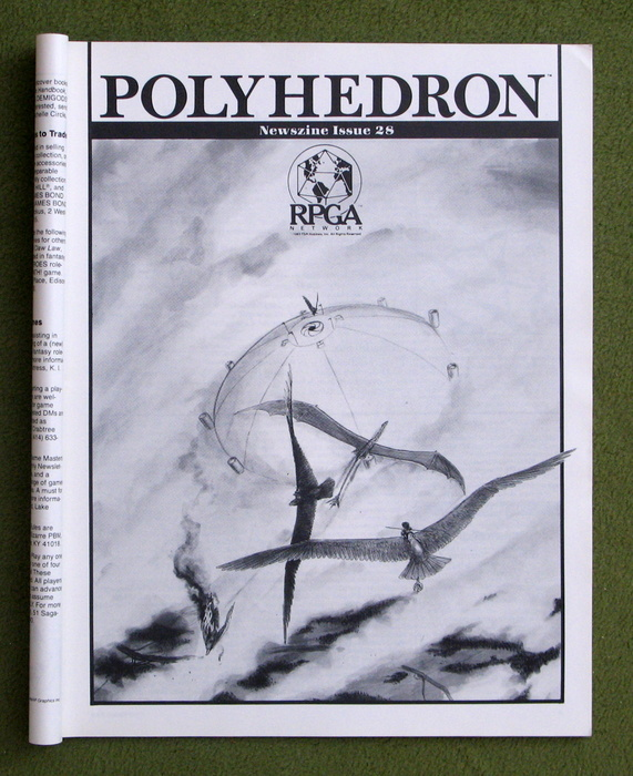 Image for Polyhedron Magazine, Issue 28