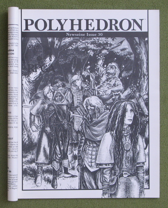 Image for Polyhedron Magazine, Issue 30