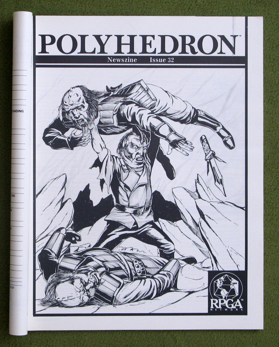 Image for Polyhedron Magazine, Issue 32