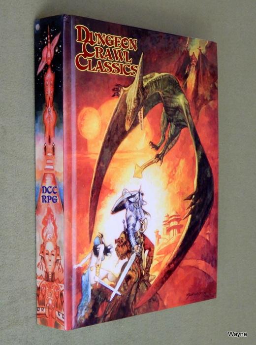Image for Dungeon Crawl Classics RPG: Core Rulebook - Sanjulian Ltd. Ed [DCC RPG]