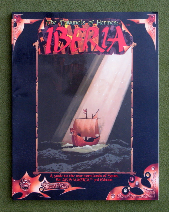 Image for Tribunals of Hermes: Iberia (Ars Magica Fantasy Roleplaying)