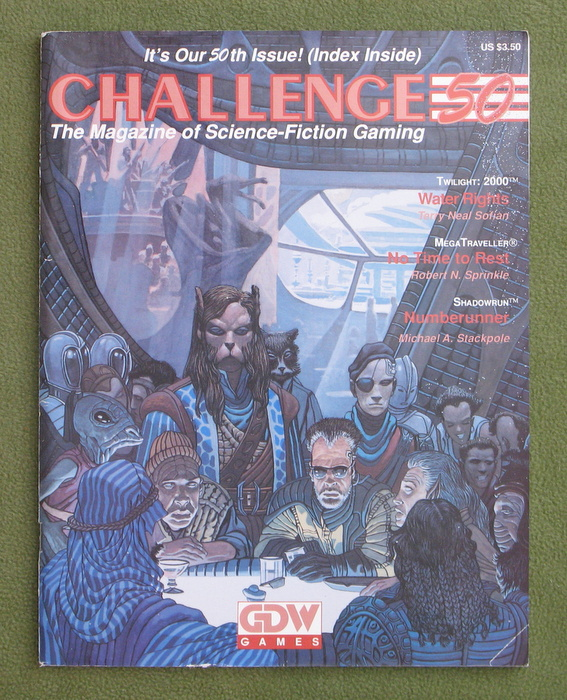 Image for Challenge Magazine, Issue 50