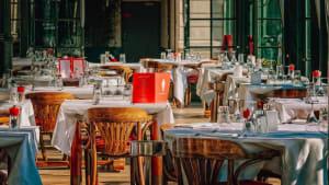administración de un restaurante
