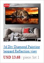 Bordado de diamantes religioso, estatua de Buda, mosaico de diamantes redondos cuadrados completo, diamantes de imitación, Pintura Artística, decoración de punto para pared