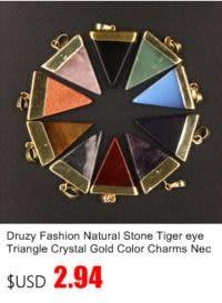 LOTE DE PÉNDULOS hexagonales con gemas naturales que brillan en la oscuridad, colgante de suspensión de chakras Reiki, joyería, 100 Uds.