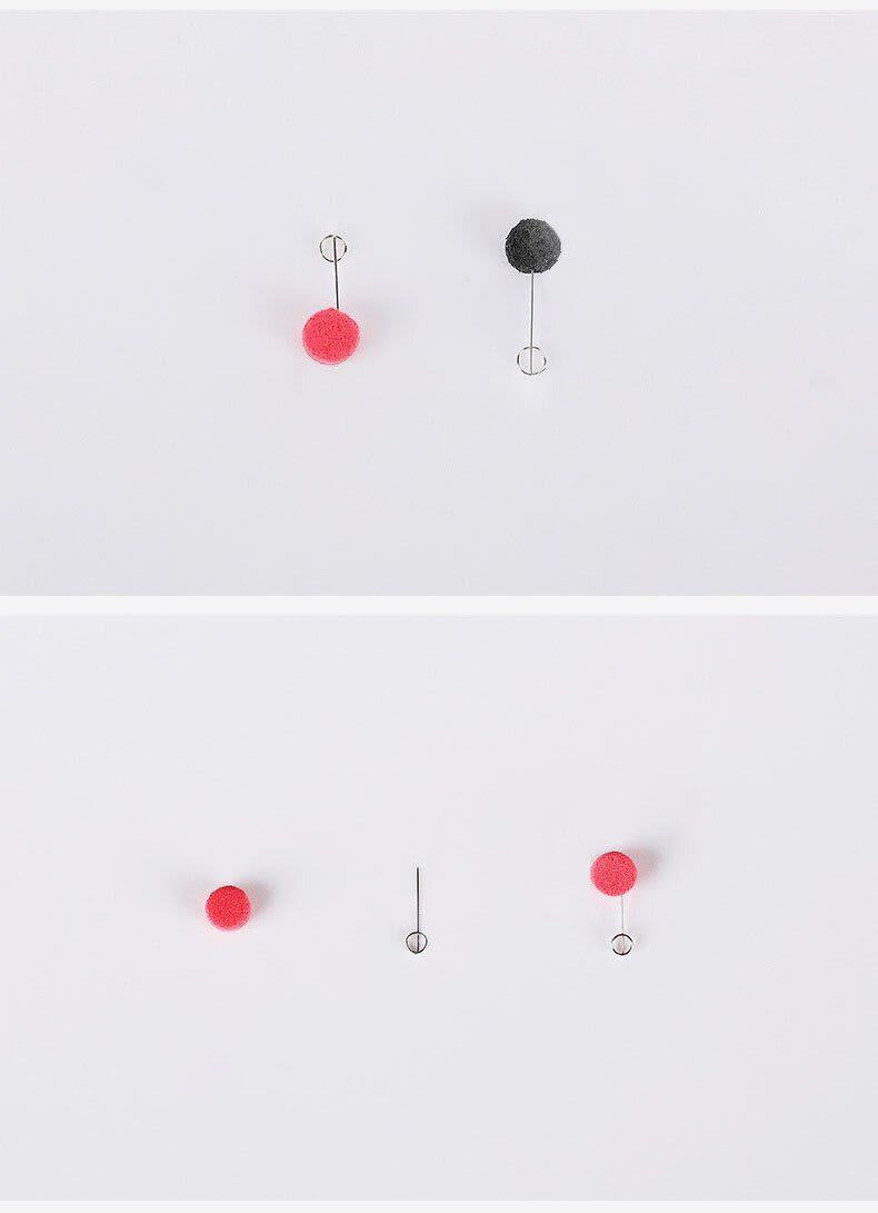 Aguja de acupuntura desechable intradermal, masajeador corporal, 100 Uds., 0,12x5mm, 0,14x7mm, 0,16x5mm