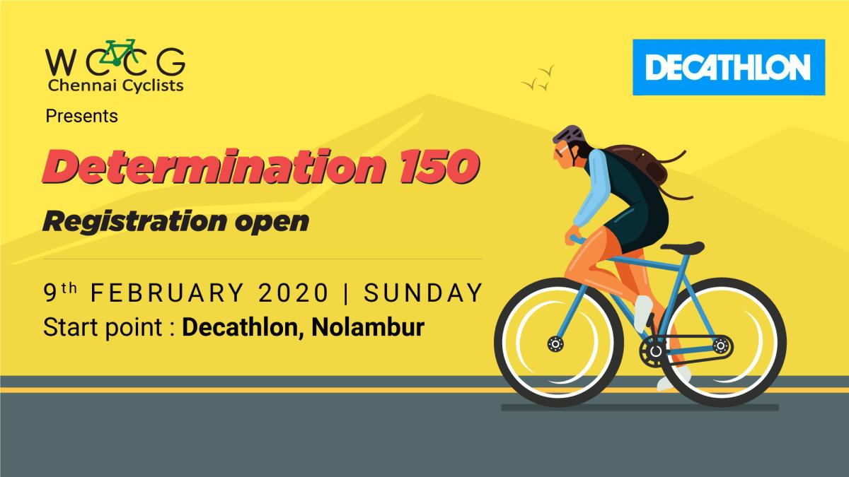 WCCG Determination 150km 2020 Edition
