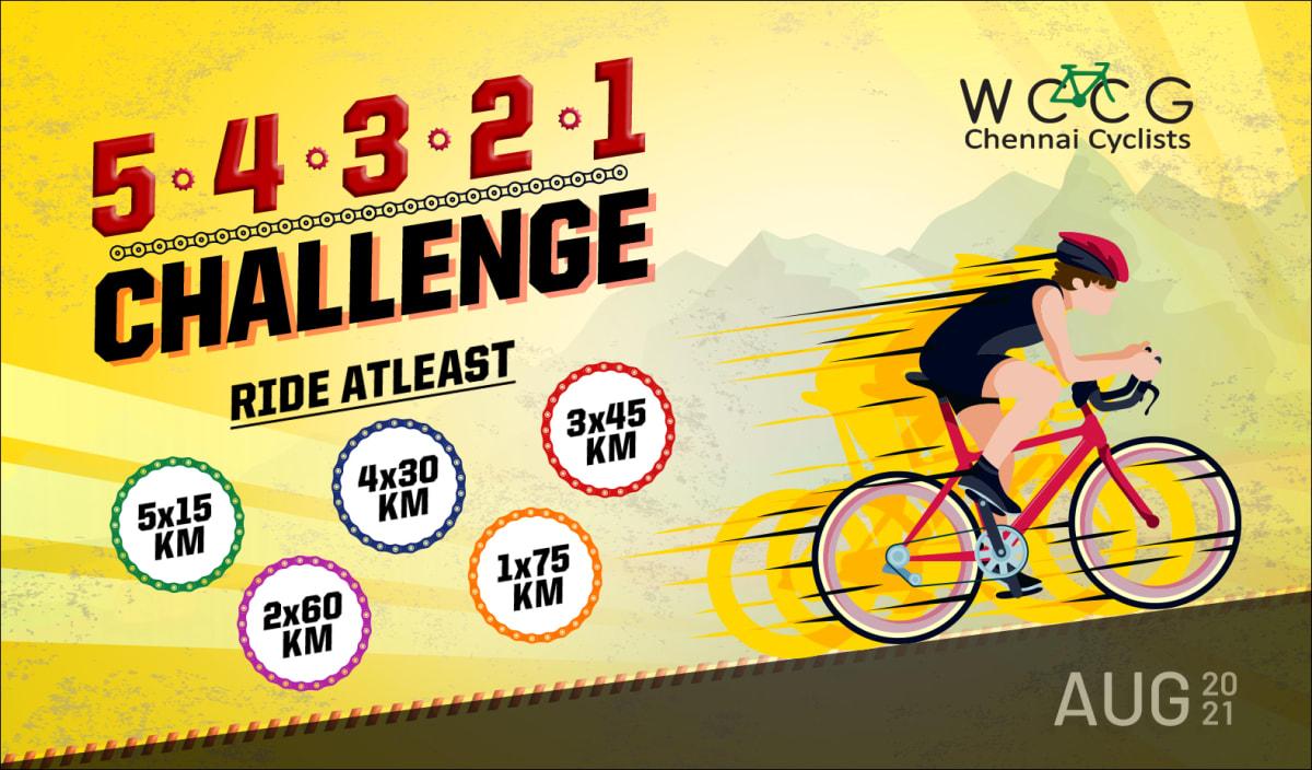 54321 Challenge