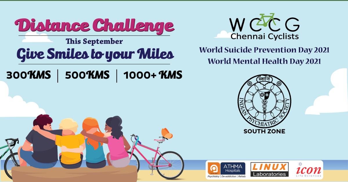 WCCG Distance Challenge - 2021