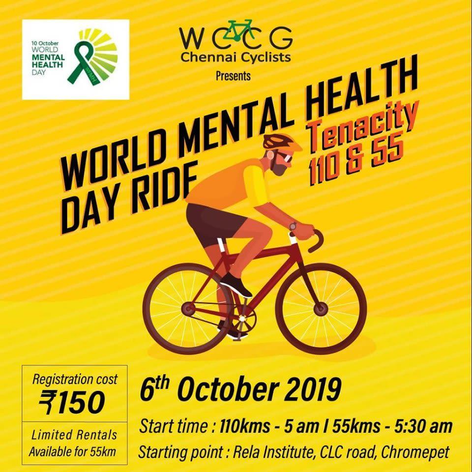 WCCG Tenacity 110/55 Ride