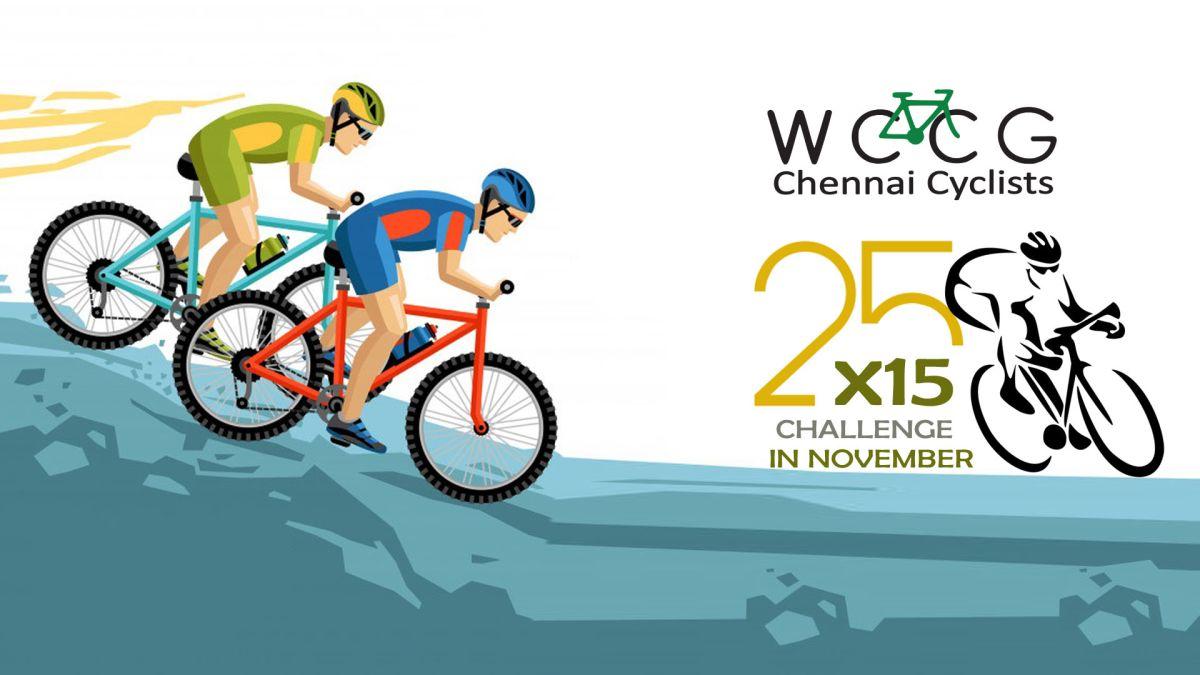 WCCG 25x15 November Challenge 2020