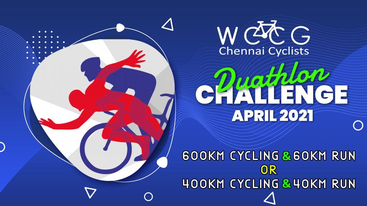 WCCG Duathlon Challenge - Apr 2021