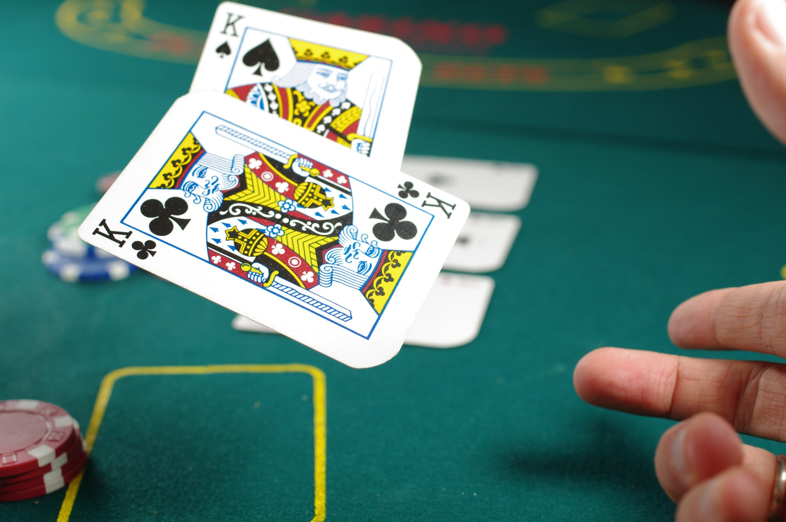Card rooms
