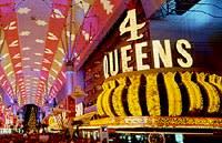 Four Queens Casino Hotel
