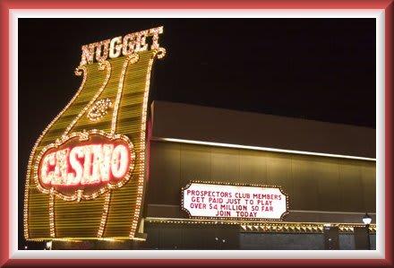 Carson City Nugget Hotel Casino