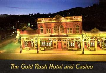Gold Rush Hotel and Casino