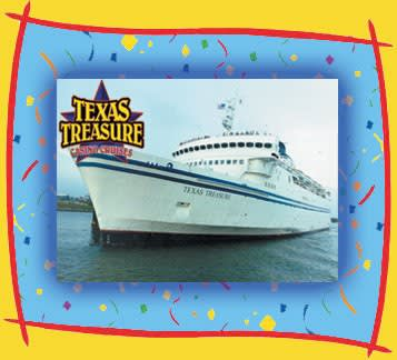 Texas Treasure Casino Cruises