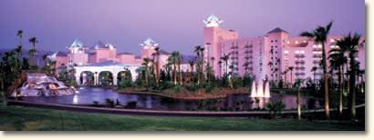 The CasaBlanca Hotel Casino Golf and Spa