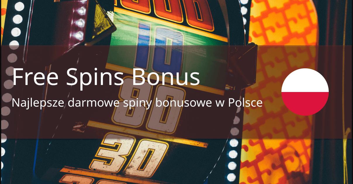 free spins bonus poland
