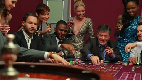 我们热爱赌博!