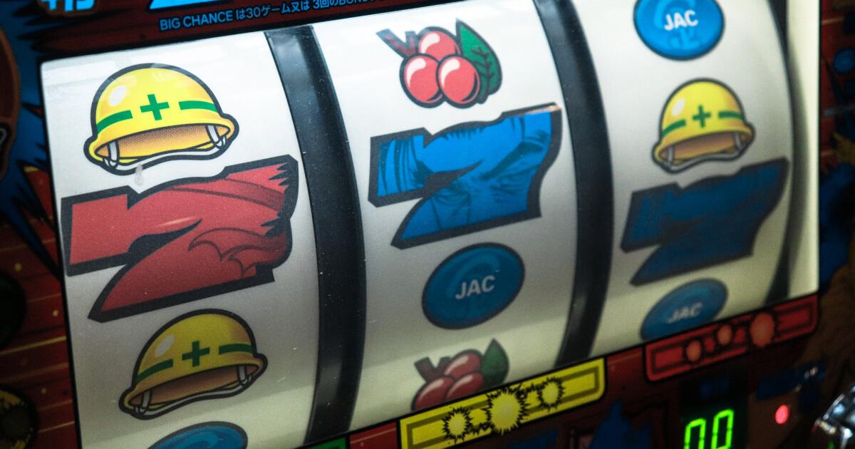 Veidi spēļu automātu