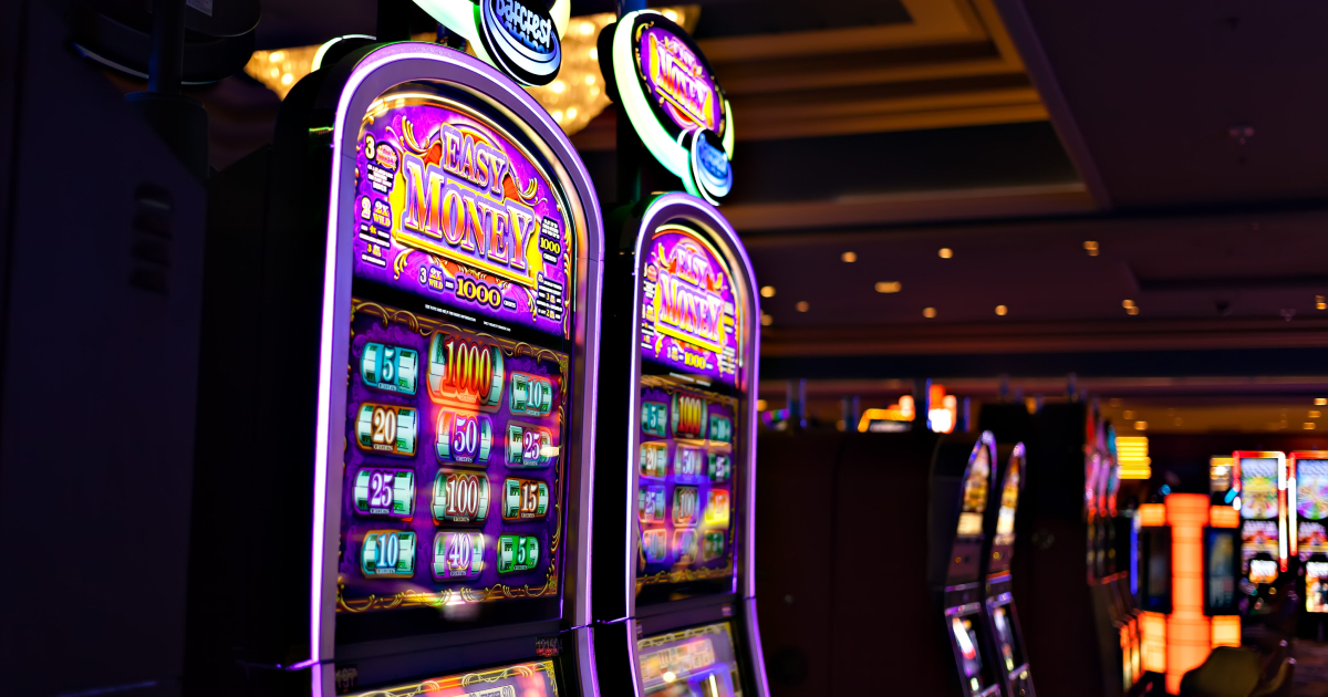 How Casinos Make Money Via Slot Machines