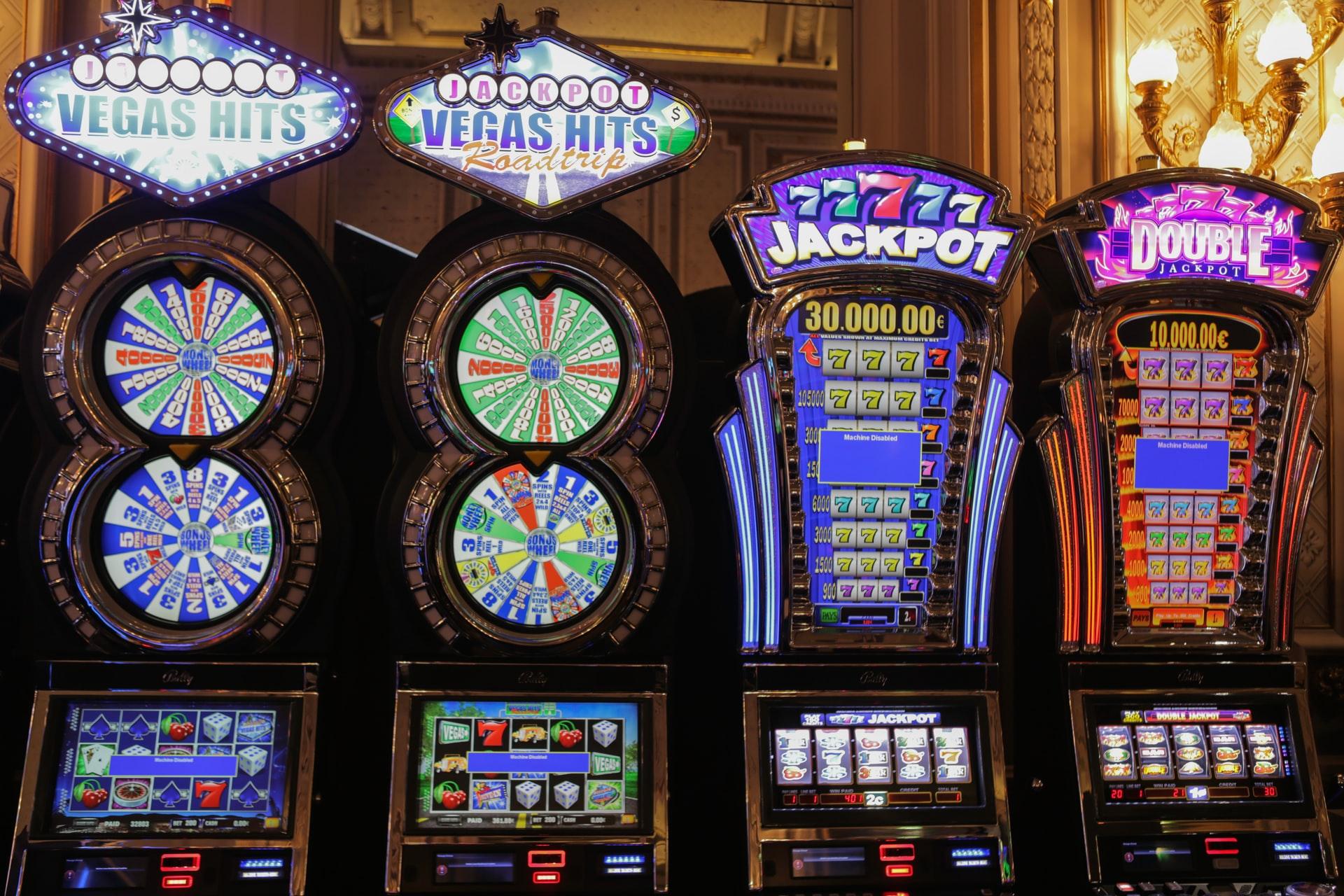 História das Slots Online